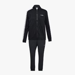 Zestaw dresowy damski diadora l.fz suit core - czarny