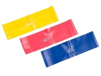 Zestaw 3 gum do ćwiczeń  x-band allright 7,6cm