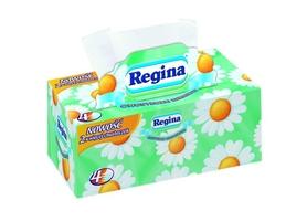 Regina, rumiankowe chusteczki higieniczne kartonik, 120 sztuk