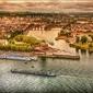 Koblenz – plakat wymiar do wyboru: 29,7x21 cm