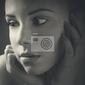 Obraz samotność. femal portret projekt