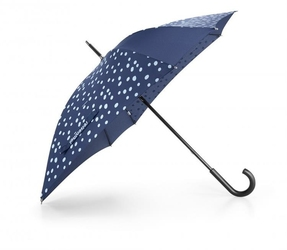 Parasol umbrella spots navy
