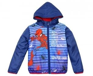 Kurtka wiosenna spiderman marvel 5 lat
