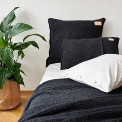 Moyha :: poduszka wymarzona antracytowa