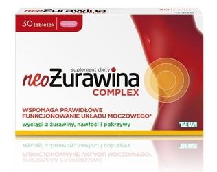 Neożurawina complex x 60 tabletek