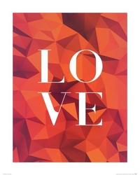 Love - plakat