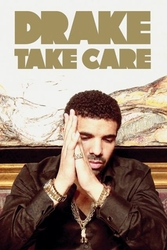Drake Take Care - plakat