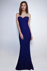 Soky soka sukienka kobalt 53017-2