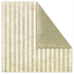 Papier do scrapbookingu Desert Rose 30x30cm Secret - 03