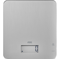 Waga elektroniczna do kuchni Cleo do 5 kg ADE szara AD-KE 1714