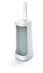 Jj-szczotka do toalet z przestrzenią na detergenty