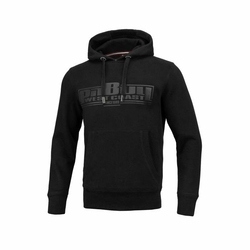Bluza z kapturem Pit Bull West Coast Hooded One Tone Boxing Black - 129407900 - 129407900