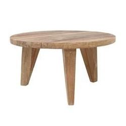 Hk living :: stolik kawowy m z drewna tekowego