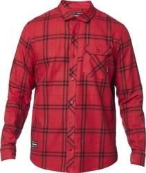 Fox koszula voyd 2.0 flannel cardinal