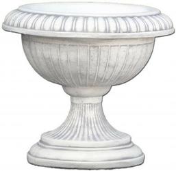 Donica - wazon z kamienia - w kształcie kielicha ø 50 cm