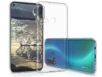 Etui silikonowe przezroczyste do huawei p20 lite 2019 crystal case