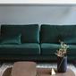 Sofa 3-osobowa modena zielona