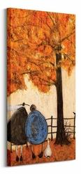 Autumn - Obraz na płótnie