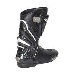 Rebelhorn rival-bot buty czarne perforowane