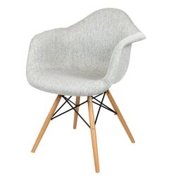 Nowoczesny fotel kr012f atol 02 buk