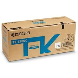 Toner Oryginalny Kyocera TK-5280C 1T02TWCNL0 Błękitny - DARMOWA DOSTAWA w 24h
