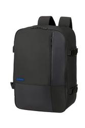 Plecak american tourister take2cabin 15.6 czarno-niebieski - niebieski || czarny