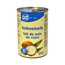 Terrasana   mleczko kokosowe 400ml   organic