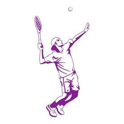 Szablon malarski tenis sp a12