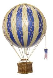 Authentic models balon travels light, niebieski ap161d