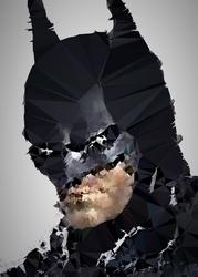Polyamory - batman, dc comics - plakat wymiar do wyboru: 59,4x84,1 cm