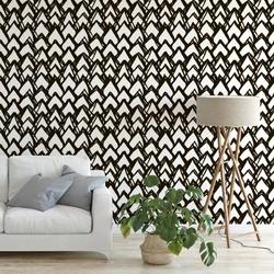 Tapeta na ścianę - painting chevron , rodzaj - tapeta flizelinowa