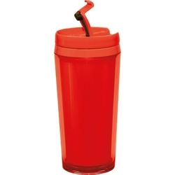 Kubek termiczny hot beverage zak designs czerwony 0078-8092