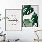 Zestaw dwóch plakatów - feel absolutely free , wymiary - 60cm x 90cm 2 sztuki, kolor ramki - biały