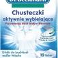 Dr. beckmann, chusteczki aktywnie wybielające, 15 sztuk