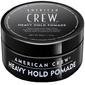 American crew heavy hold pomade  pomada do stylizacji włosów 85g