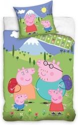 Pościel świnka peppa 140x200 party pepa pig