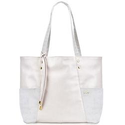 Torebka damska shopper felice bonita fb03 jasnoróżowa - jasny różowy