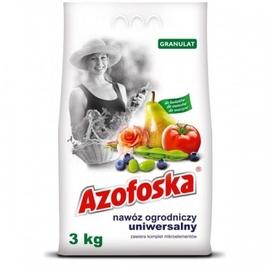 Nawóz uniwersalny – 3 kg azofoska