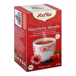 Yogi tea natürliche abwehr filterbeutel