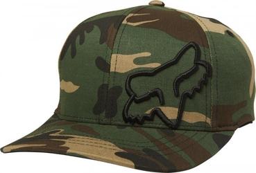 Fox czapka z daszkiem junior flex 45 flexfit camo