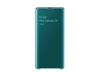Samsung Etui Clear View Cover S10+ zielone