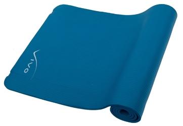 Mata do ćwiczeń vivo fa014 nbr 173x60x1cm blue