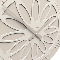 Zegar ścienny athena calleadesign biały 10-202-01