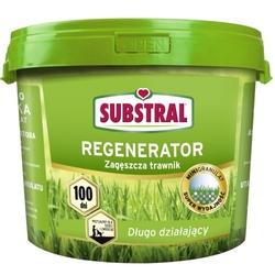 Nawóz do trawnika – regenerator 100 dni – 5 kg substral
