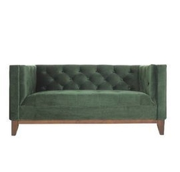 Sofa flo - zielona