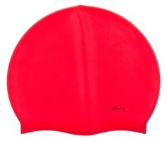Czepek silikonowy vivo b-1305 czerwony