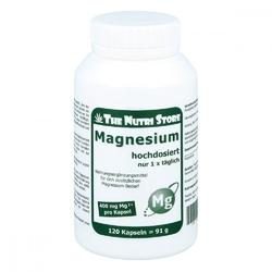 Magnesium 400 mg kapsułki