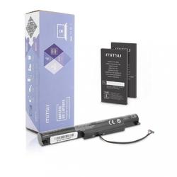 Mitsu bateria do lenovo ideapad 100-15iby 2200 mah