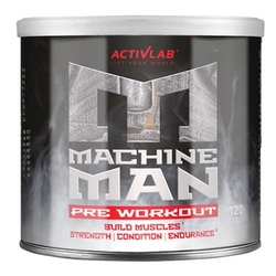 Activlab machine man pre workout 120 caps
