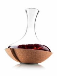 Karafka do wina wirująca Vacu Vin